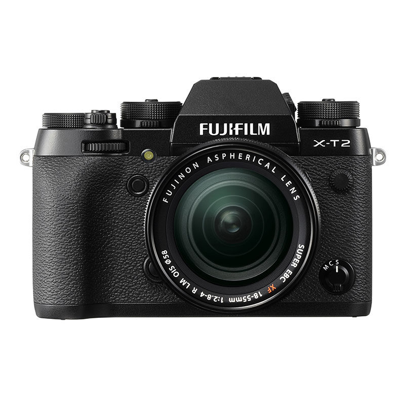 fujifilm xt2 camera